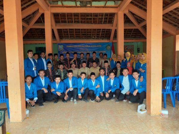 Pembukaan Kuliah Kerja Nyata (KKN) STAI Al Kamal Sarang